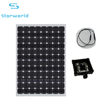 High Efficiency Photovaltic Module Panels 300W 320W 330W 350 Watt Mono-crystalline Solar Panel with 25 years warranty