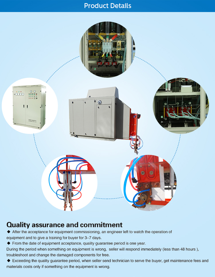 GGP500KW Solid State High Frequency Welder