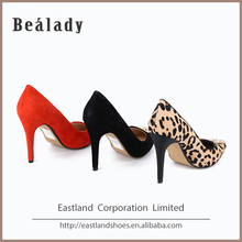 Customized classic new style sexy women pumps shoes high heels
