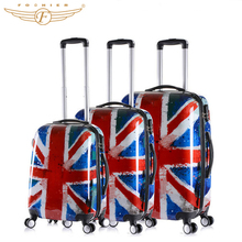 Beautiful Vintage Customed Branded Luggage Sets