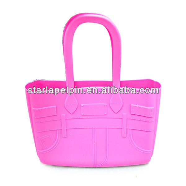 Popular waterproof silicone tote bag