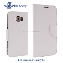 high quality fashion design customized cell phone cover for samsung galaxy s6