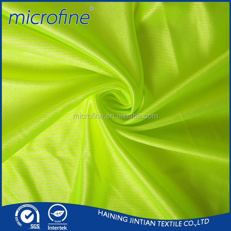 40D Ripstop Waterproof Nylon Polyester Polyamide Elastane Fabric for Swimwear