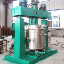 High Efficiency Stainless Steel Lifting Planetary High Speed Silicone Rubber Mixer