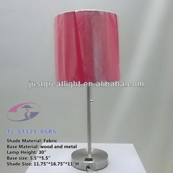 Table Lamp With Power Outlet