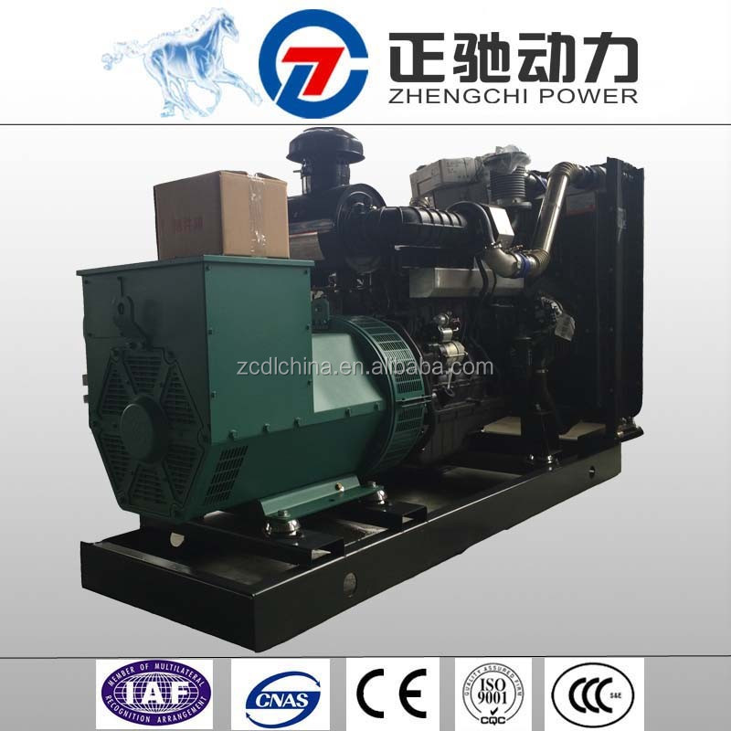 175kva royal power danyo diesel generator with shangchai engine SC7H230D2