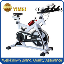 Magnetic spin bike Aerobic Equipment with Flywheels