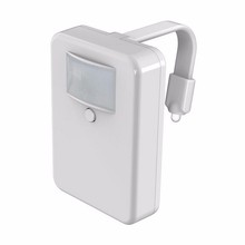 Shenzhen Manufacturer Led Toilet Sensor Night Light 16 Color