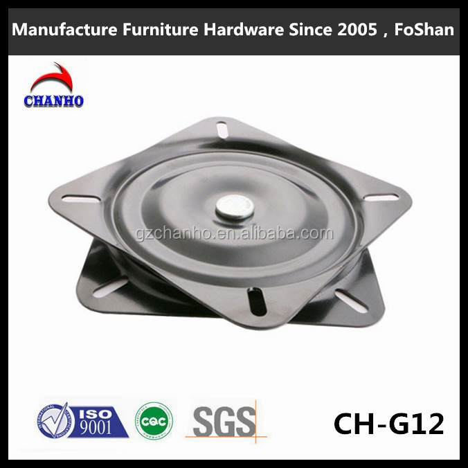 Manufacturer Supply For Bar Stool Use Lazy Susan Swivel