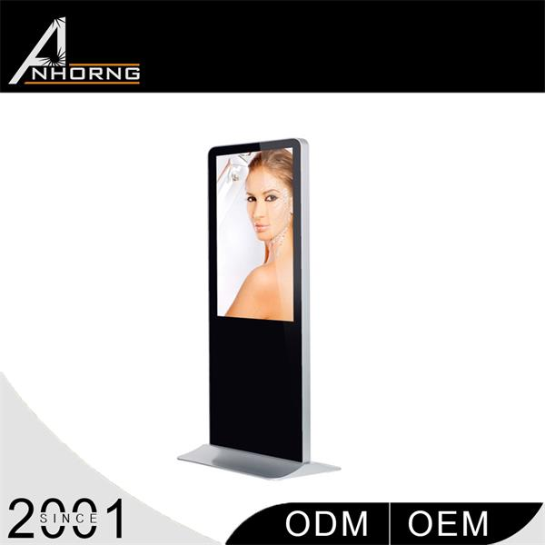 Tft Lcd Monitor Digital Photo Fame Advertising Multimedia Player With Usb/sd/vga/speaker/lock