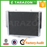 Custom Made Aluminum ATV Water Cooling Radiator For Polaris RZR 800