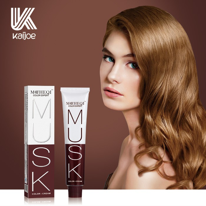 Professional salon magic permanent hair coloring ,ppd free ammonia free ion hair color