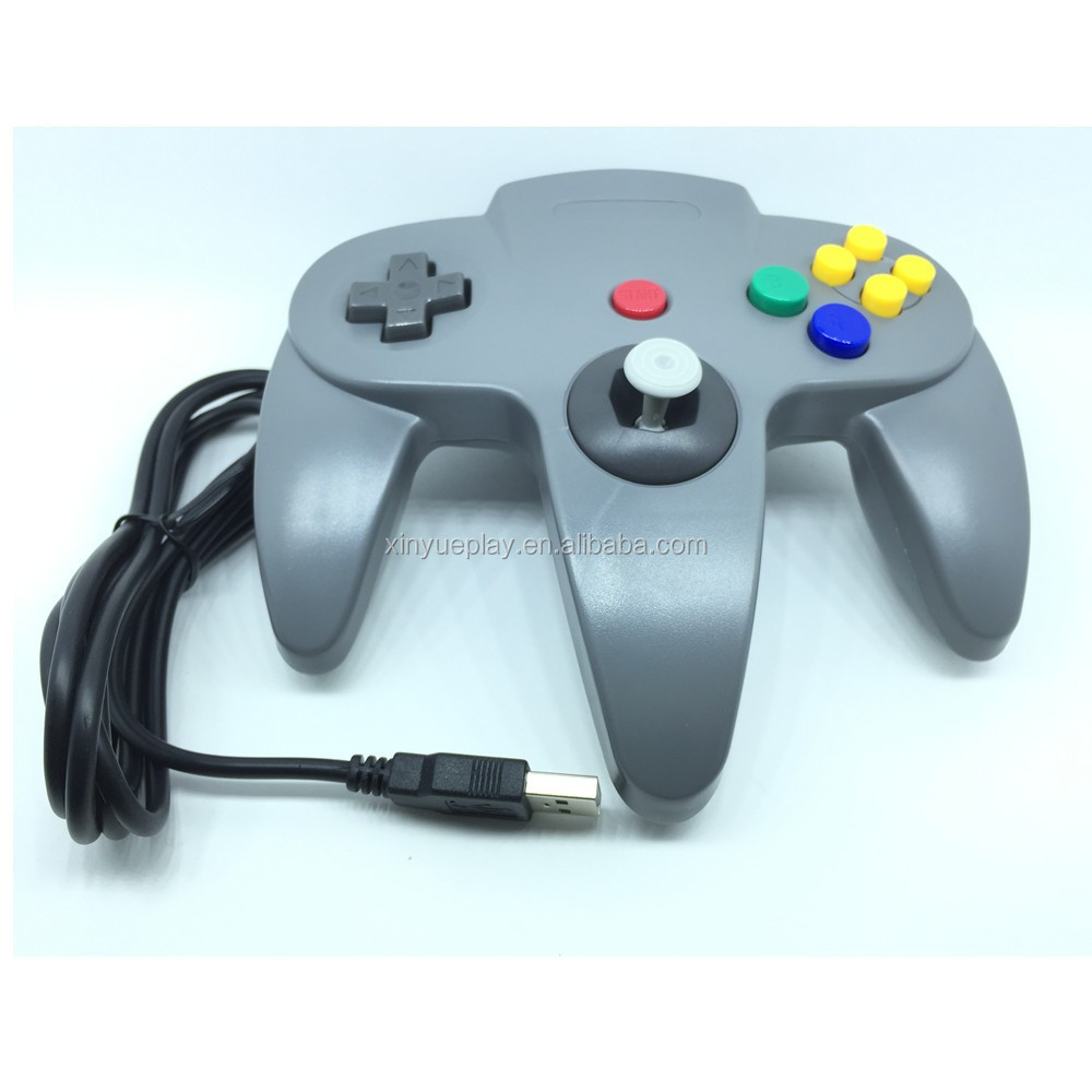 Wired Controller for N64 Usb for Nintendo 64 3Ds Usb Controller Gamepad Joystick