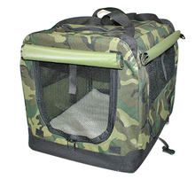 Wholesale Tent Dog Carrier Kennel Oxford Steel Tube Large Dog Cages