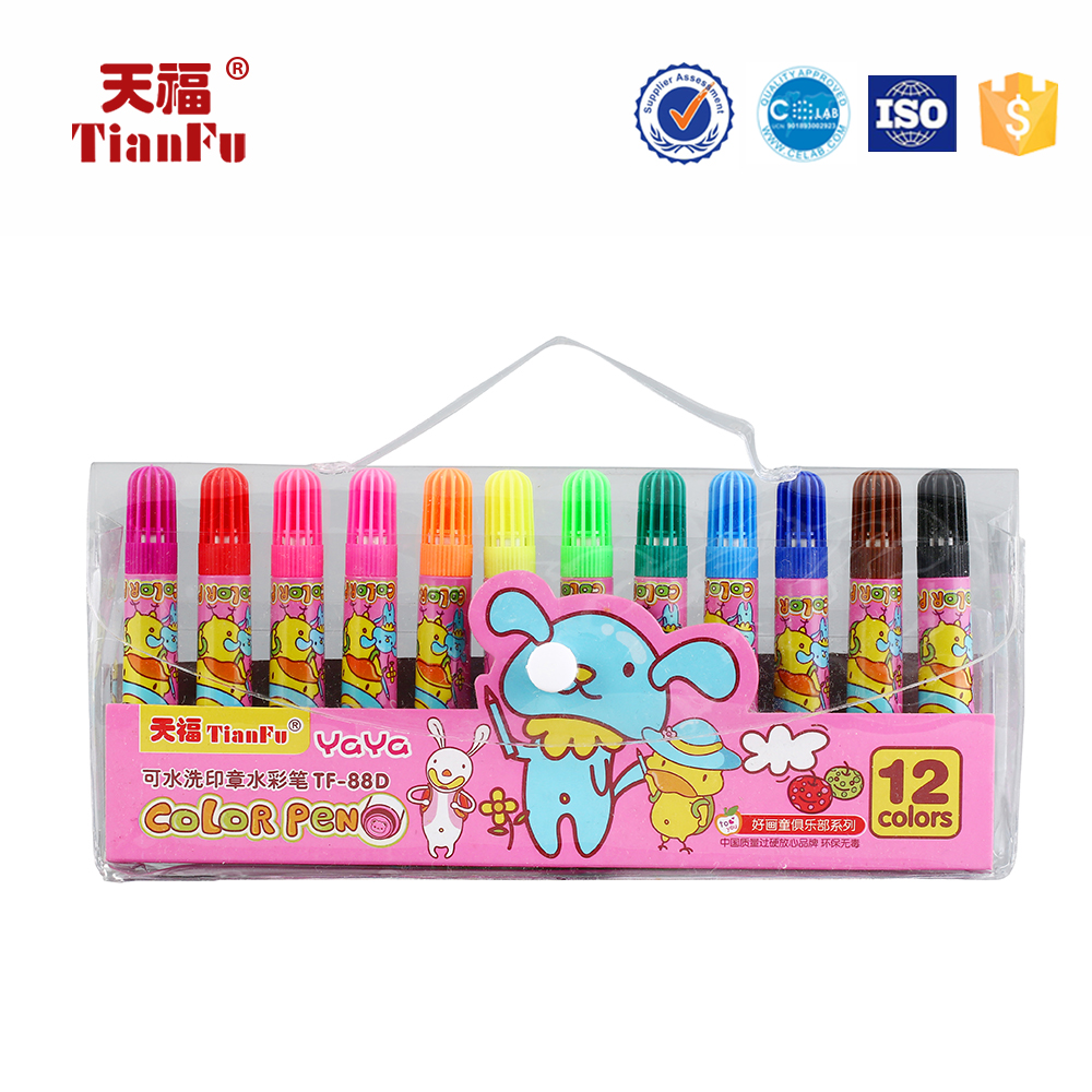 Factory supply dry erase plastic magic water color pen