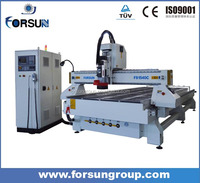 Cheapest ATC cnc router machine for cutting wood /plastic/stone /leather FS1540C-L
