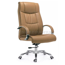 High End Back Reclining Chair Adjustable Executive Office Leather Chair (SZ-OCK114)