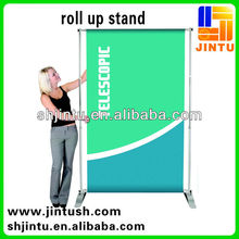 Model HP-Y1 steel banner stand for advertising