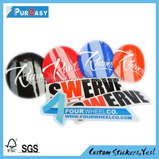Advertising Car Vinyl Sticker Advertising Car Vinyl Sticker - Promotional car custom vinyl stickers