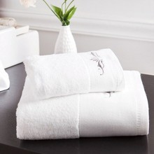 Foshan Wholesale Cheap Cotton Hotel 21 Bath Towels