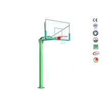 Made in China basketball stand base basketball hoop set in bulk