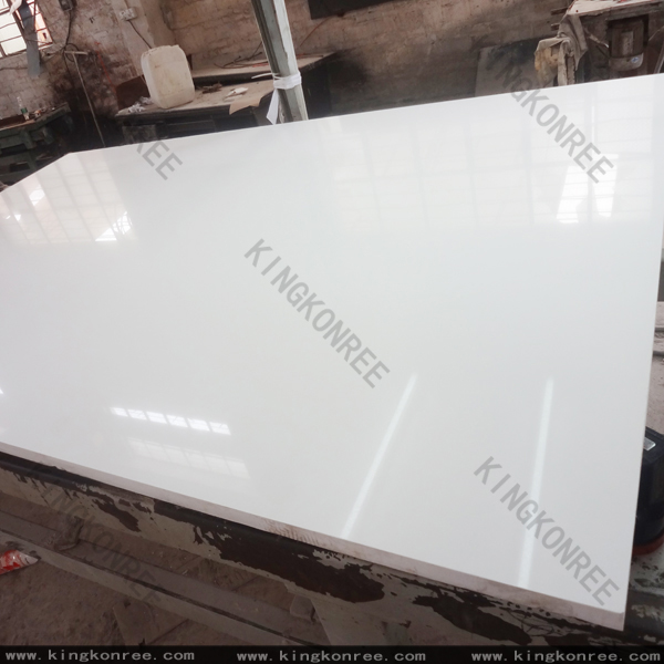 poly resin artificial marble, polished quartz stone