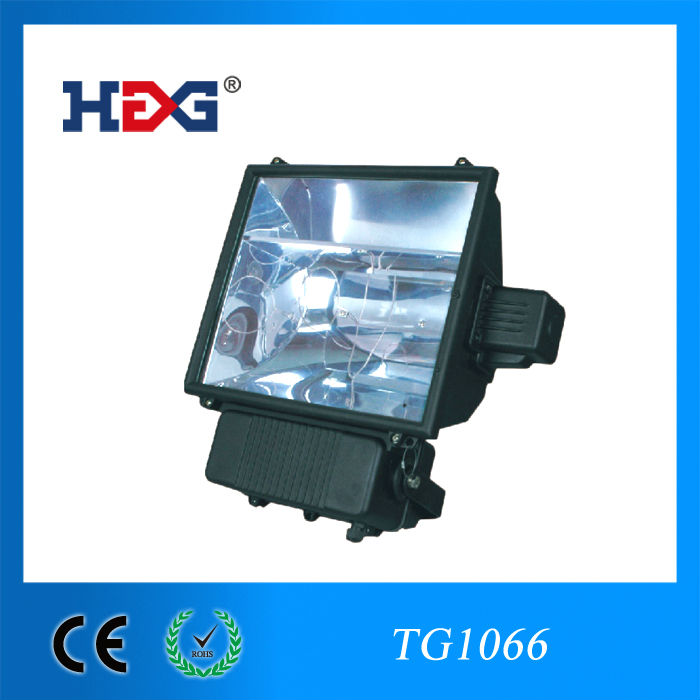 Newest Large Watte 1000w Metal Halide Floodlight Fitting Fixture