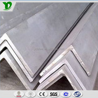 hot rolled 30 degree galvanized mild tensile strength of steel angle section bar