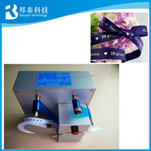Low cost high profit Digital hot foil ribbon printing machine