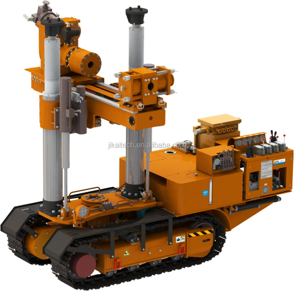 All direction deep hole underground hydraulic drilling machines