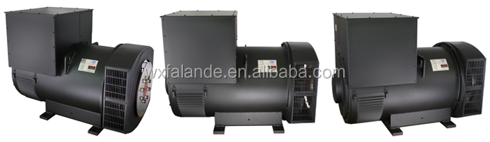 copy stamford alternator 250KVA/200KW synchronous brushless FLD444C
