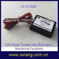 Motorcycle GPS Tracker With Sos Alarm
