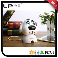 Puppy Shaped USB speaker, Puppy mini USB speaker, USB puppy speaker