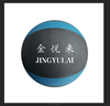 JINGYUELAI High Quality half bouncing Medicine ball