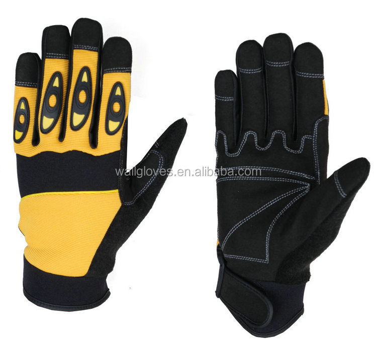 New High Quality Safety Equipment Insulated Work Gloves For Mechanical Maintenance