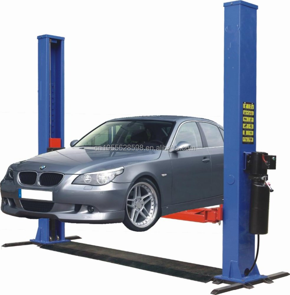 3tons to 4tons cheap price two post hydraulic car lift