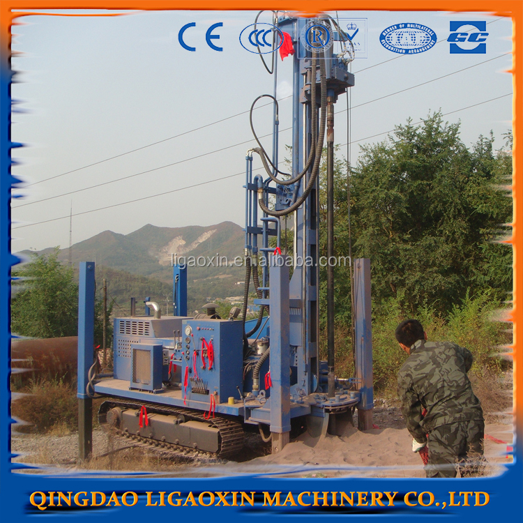 China water well drilling machine with low price.