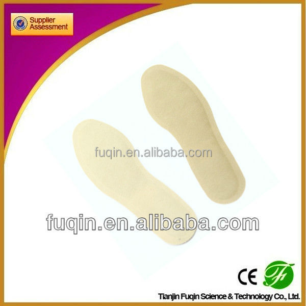 high quality pain relief insole pad for warmer