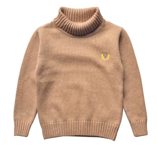 New 2016 European and American style winter children cotton long-sleeved sweater