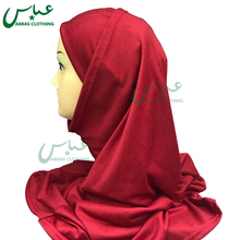 ABBAS brand wholesale women muslim hot scarf arab hijab dubai