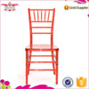 2015 New Design Sinofur china cinema fashion red chiavari chairs