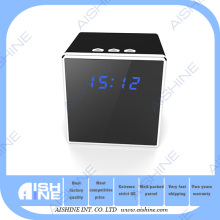 Lovely Mini Camera Table Clock Wifi Camera