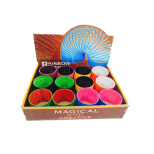 Most popular plastic slinky gift toys philippines give aways for wedding