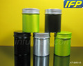 100g/100ml Metal candle Cans with Threaded cap