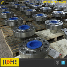 High Quality Standard Polished Nickel Alloy Ansi Pipe Flange