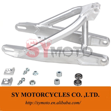 alloy triangle swingarm Motorcycle aluminum rocker arm/Pit bike swing