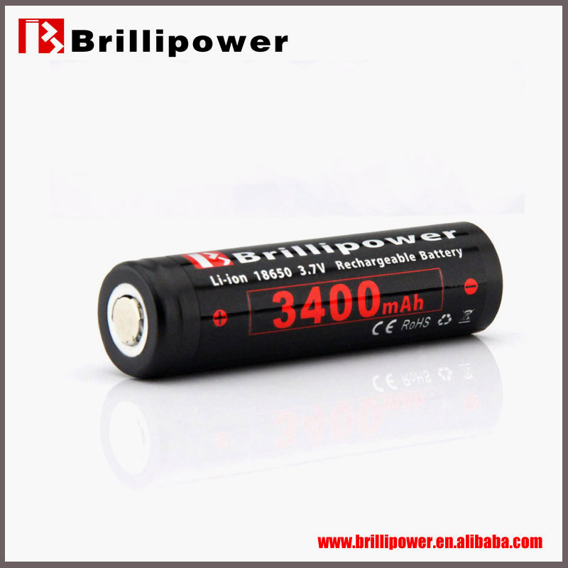 Brillipower silver zinc battery/rechargeable silver zinc battery/cylinder li-ion battery