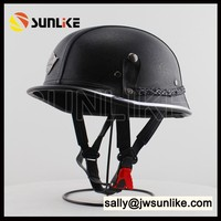 Top Sale New Condition Black Motorcycle Helmet for Haley Davison