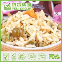 Chinese Grain snacks / BBQ fava Rice Cracker