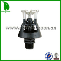 "1/2"" or 3/4"" male middle angle plastic wobbler sprinkler popular agricultural irrigation equipment"